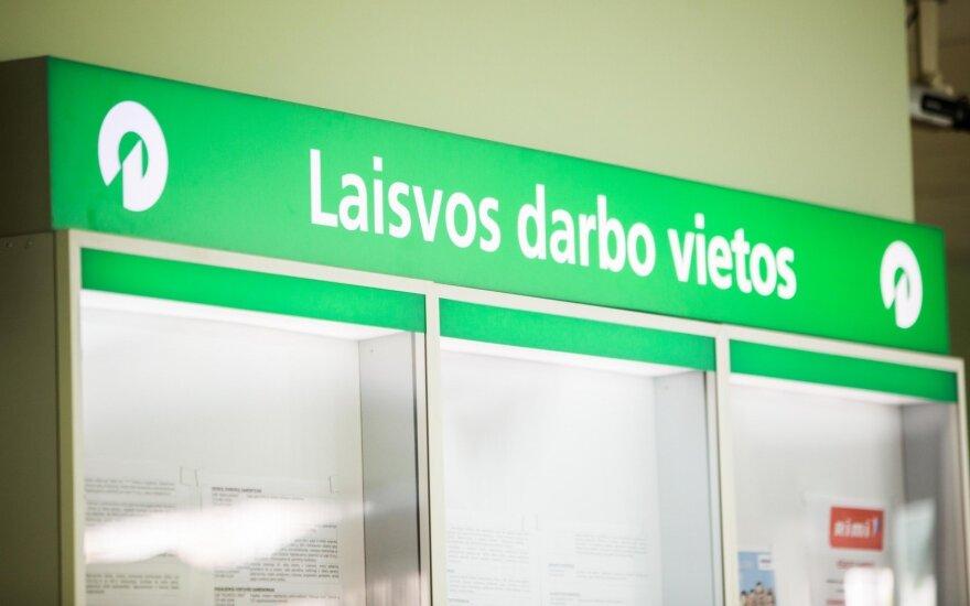 Praėjusį mėnesį Kaune sumažėjo bedarbių