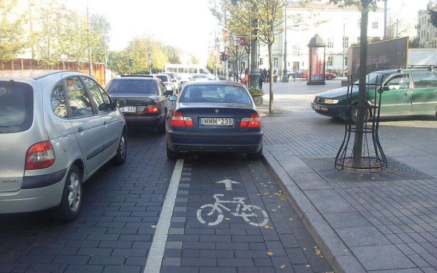 Vilniuje, Gedimino pr. 44. 2011-09-30