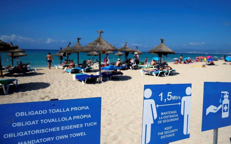 Pandemijai išstūmus turistus, laukiama Ispanijos viešbučių jungimosi bangos