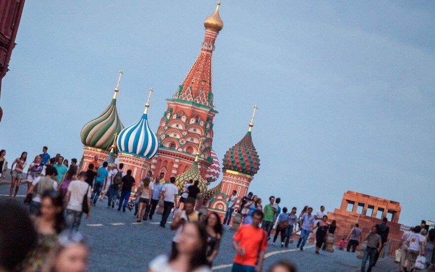 Liaudies balsas iš Maskvos: Vilnius - taip pat rusų miestas