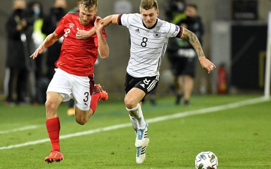 Vokietija - Šveicarija