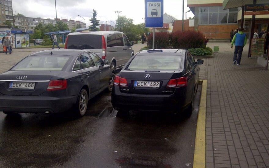 Klaipėdoje, Taikos pr. 2012-06-02
