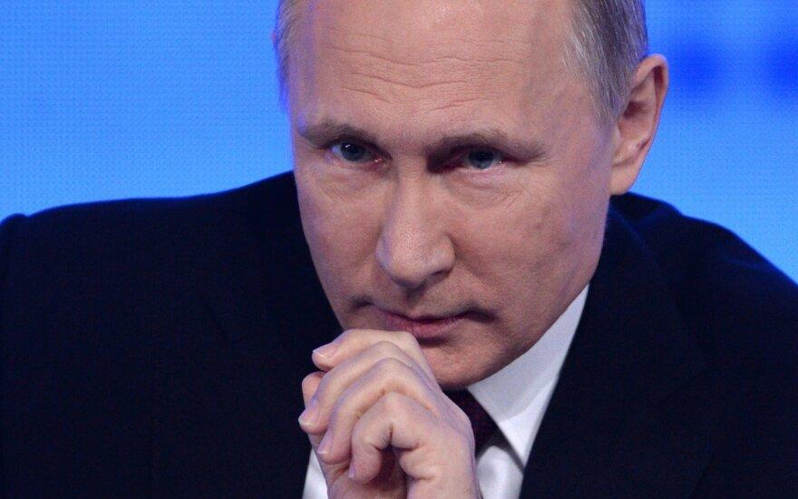 Po JAV smūgio – netikėtas V. Putino manevras