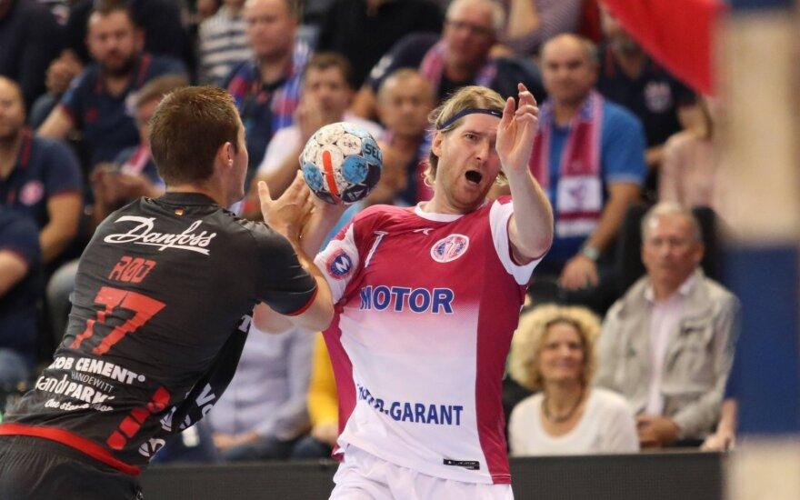 Lietuvio likimas EHF Čempionų lygoje paaiškės artimiausiomis dienomis