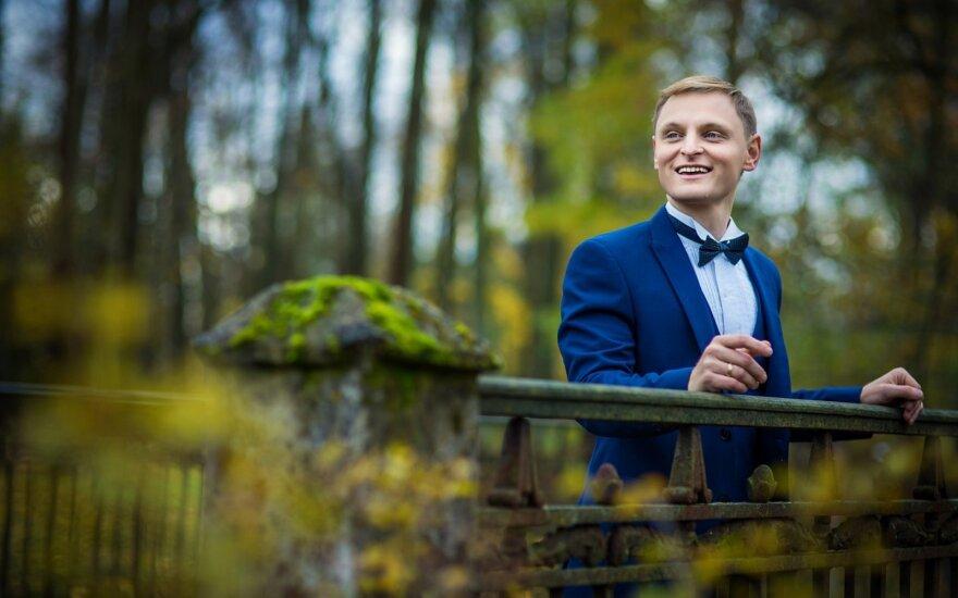 Liudas Mikalauskas ( Neringos Rutkauskienės nuotrauka)
