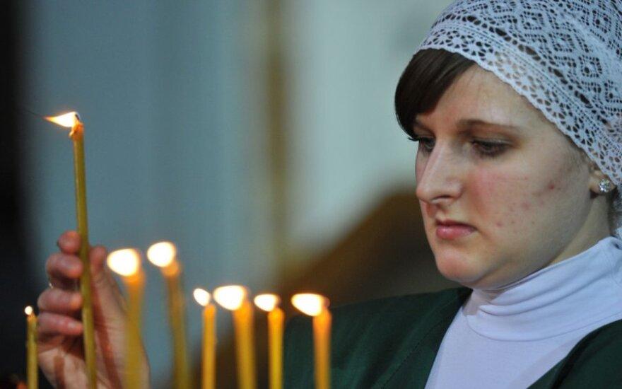 Nesutarimų persekiojamos Stačiatikių Bažnyčios susitiks pirmą kartą per tūkstantį metų