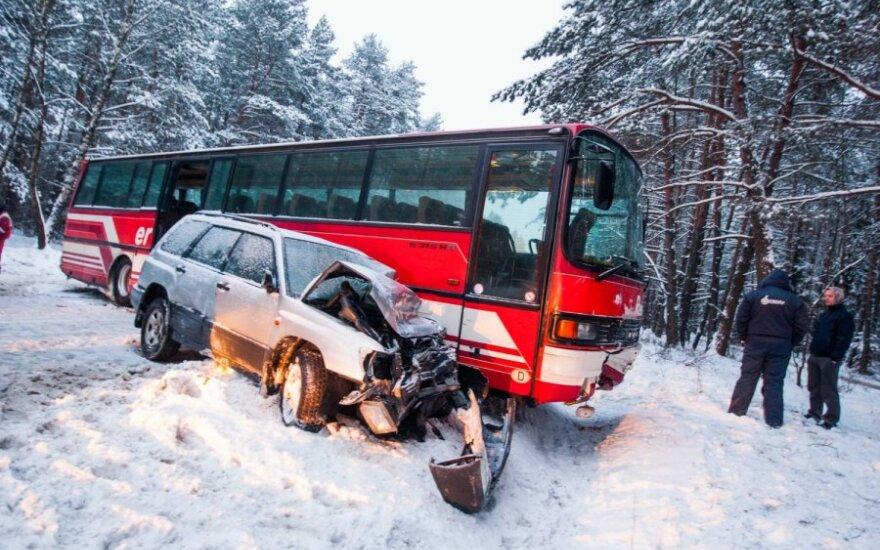 Per savaitę šalies keliuose žuvo 6 žmonės