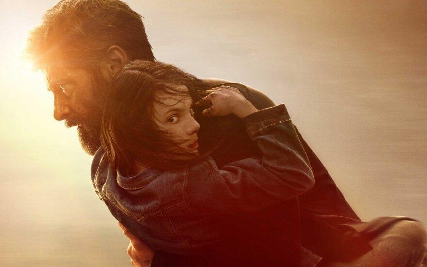 """Kadras iš filmo """"Loganas"""""""