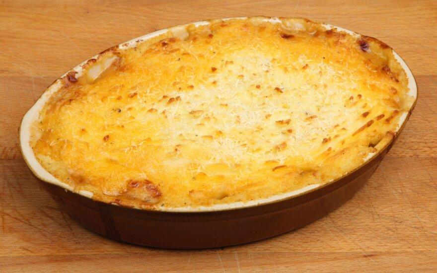 Bulvių plokštainis kitaip