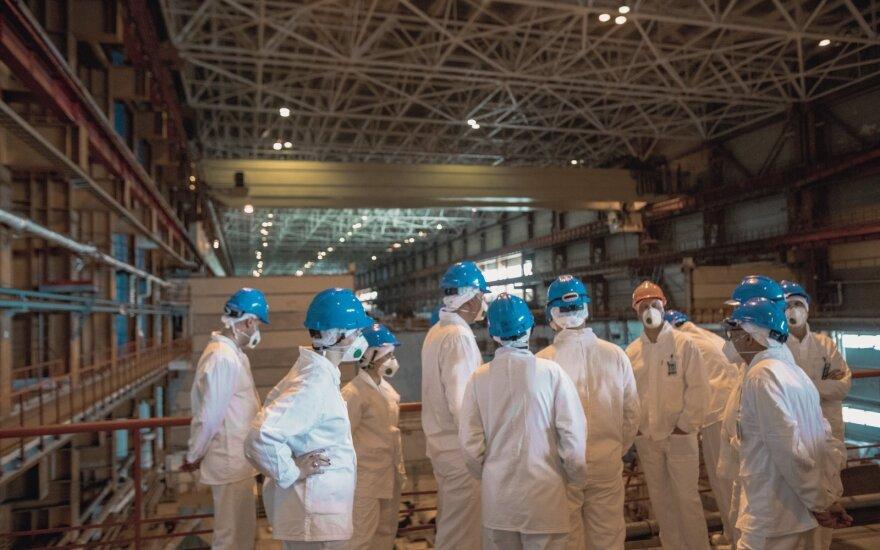 Ignalinos atominė elektrinė laikinai stabdo uždarymo darbus: į prastovas – apie 1 tūkst. darbuotojų