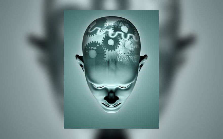 Žmogus, informacija, technologijos, intelektas, protas