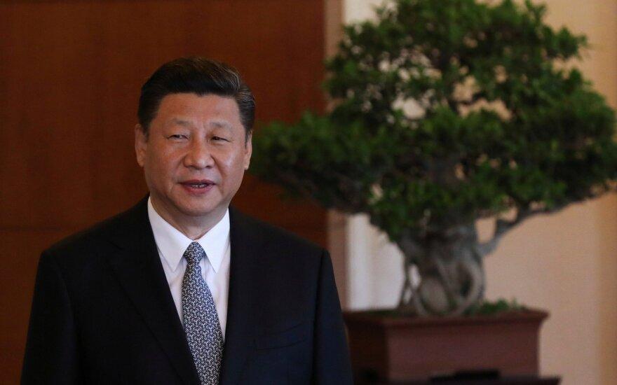 Kinija ragina Pietų Korėją šalinti kliūtis, trukdančias geriems santykiams