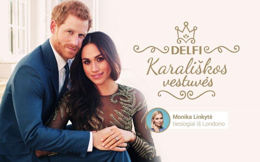 Karališkosios vestuvės su DELFI