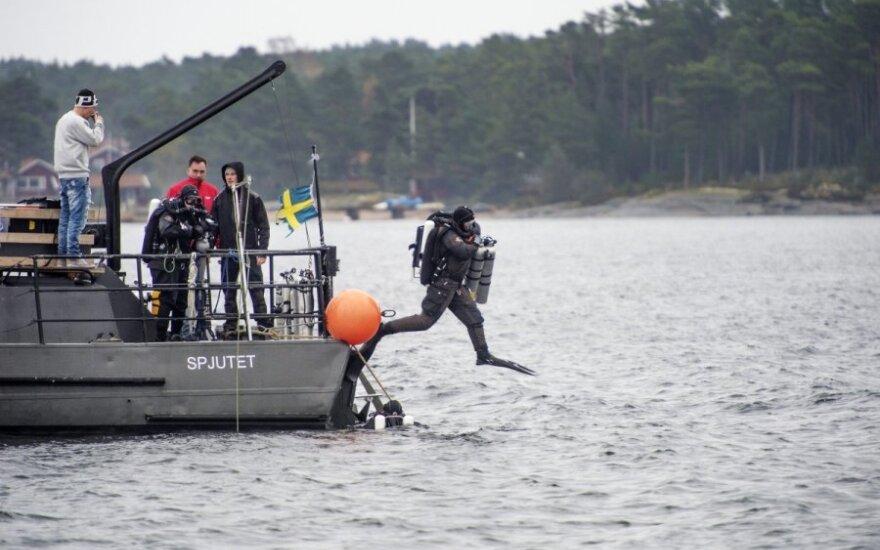 Jūros dugną naršęs Švedijos naras: nieko panašaus neteko matyti
