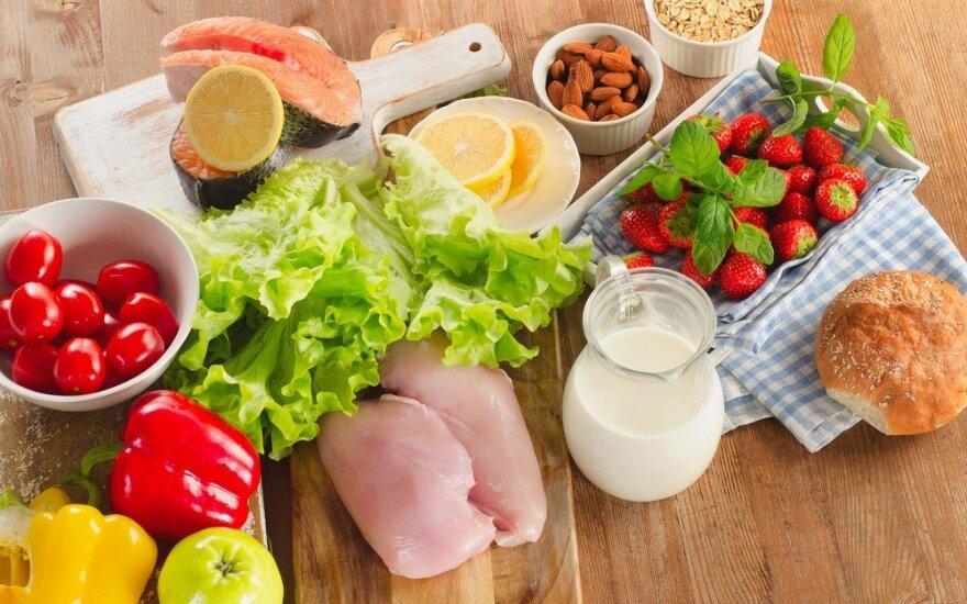 Medžiagų apykaitą greitinanti dieta: kaip numesti svorio be badavimo kančių