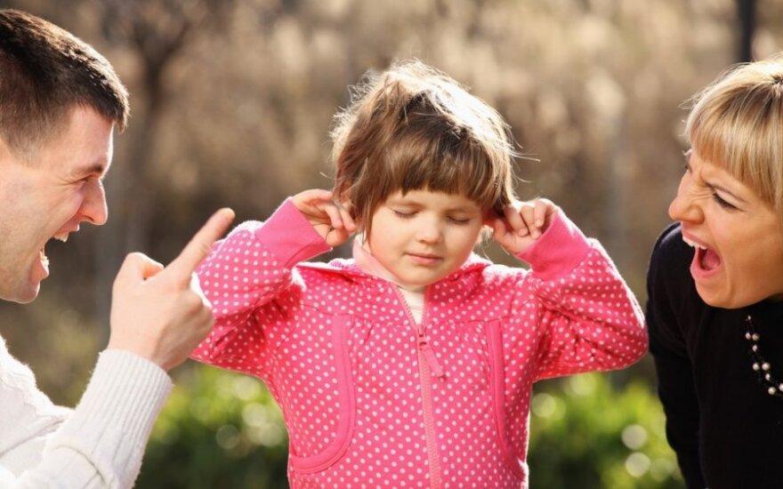 6 vaikų auklėjimo mitai