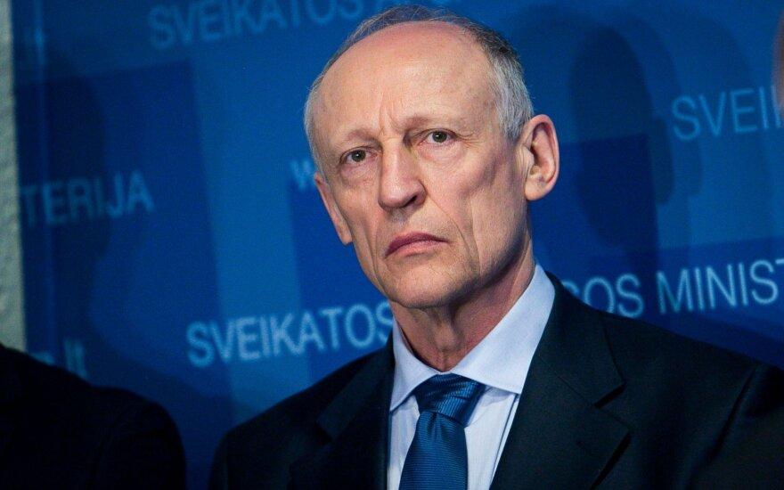 Algis Sasnaukas grąžintas į VLK vadovo pareigas, buvusi VLK vadovė perkelta į kitas pareigas