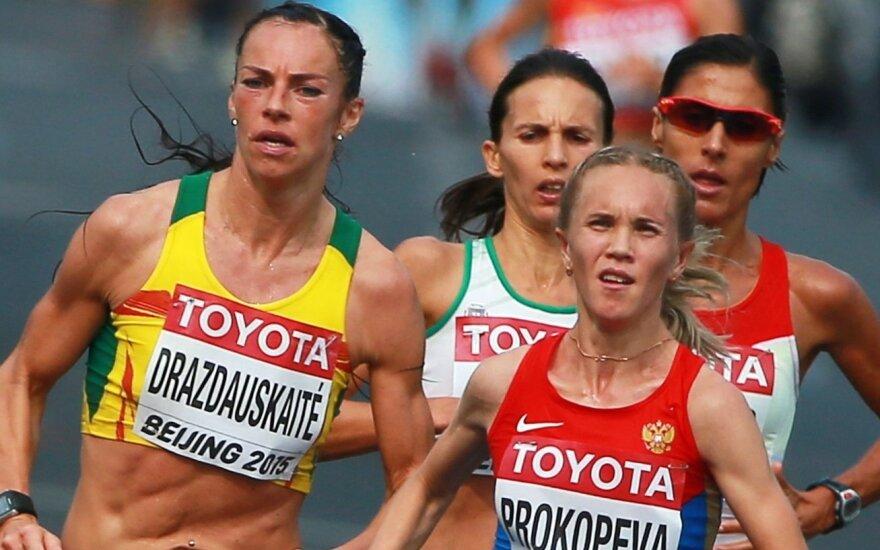 Per plauką nuo medalio: R. Drazdauskaitė Europos čempionate finišavo ketvirta