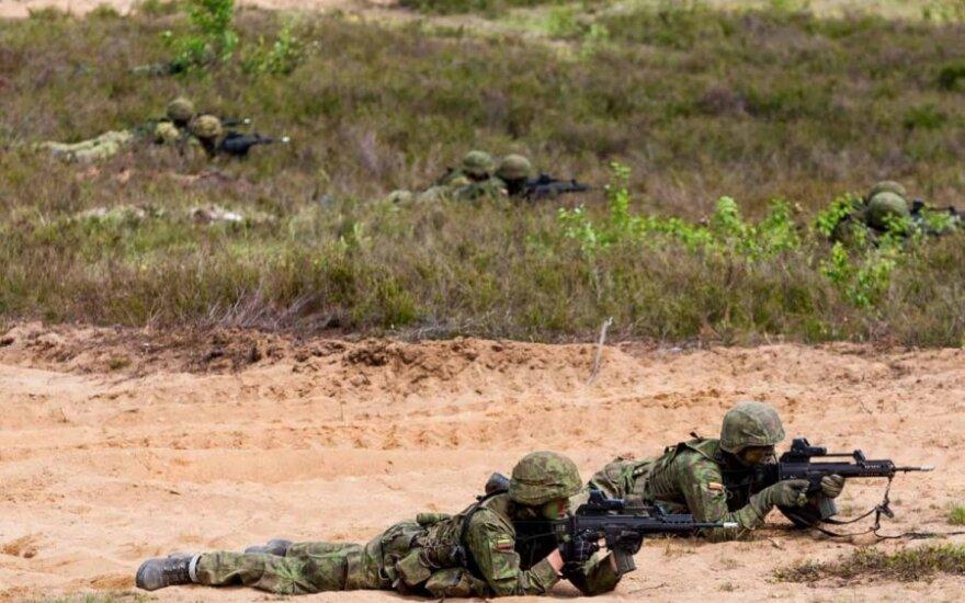 Karinių studijų ekspertas: mūsų visuomenė gyvena karo baimėje