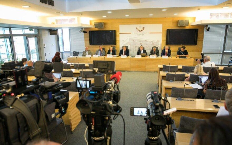 Užsiminė apie žvalgybos ombudsmeno institucijos steigimą