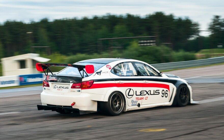 """Lexus Team LT"" testai"