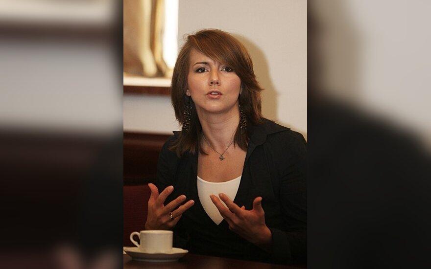 """Naujoji V.Kudirkos premijos laureatė G.Sviderskytė: neatmetu, kad galėtų būti """"XX a. slaptųjų archyvų"""" tęsinys"""