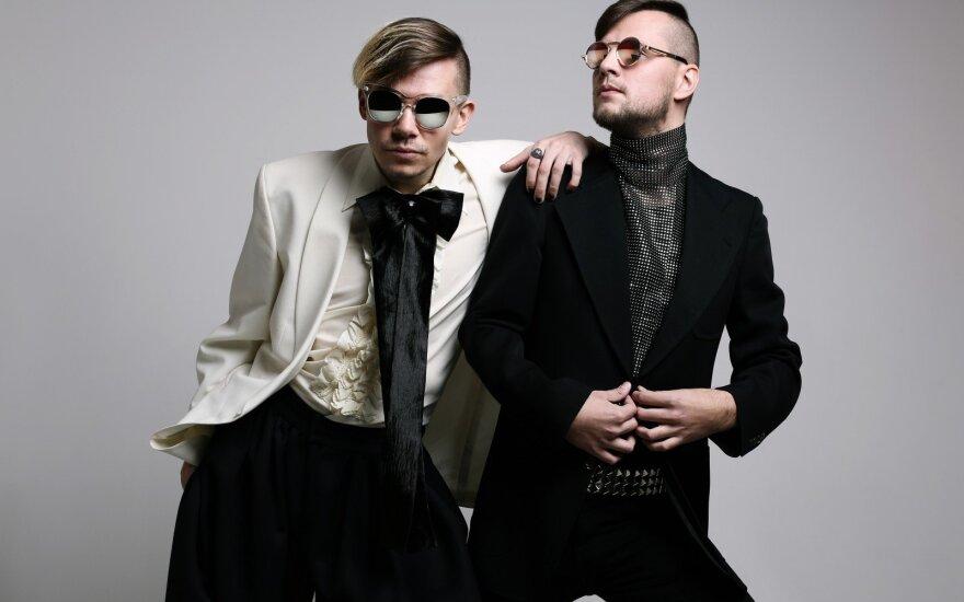 Beissoul & Einius /Foto: Miglė Golubickaitė