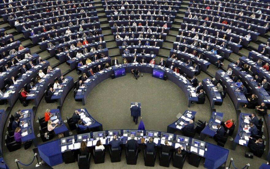 """Europos Parlamente – mūšis tarp žiniasklaidos ir """"Google"""""""
