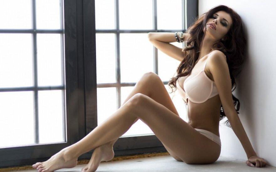 5 seksualinio patrauklumo požymiai