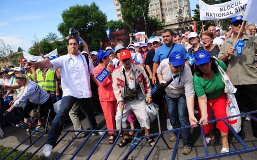 Baiminamasi bulgarų ir rumunų antplūdžio