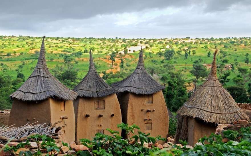 Dogonų kaimai