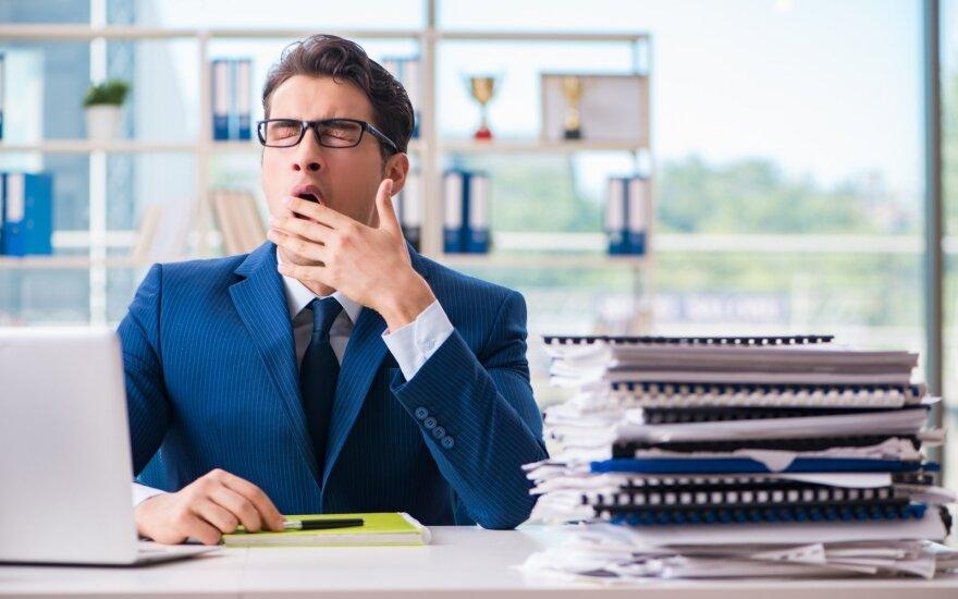 Atlyginimą lemia ir miegas: kiek reikia miegoti, kad daugiau uždirbtumėte