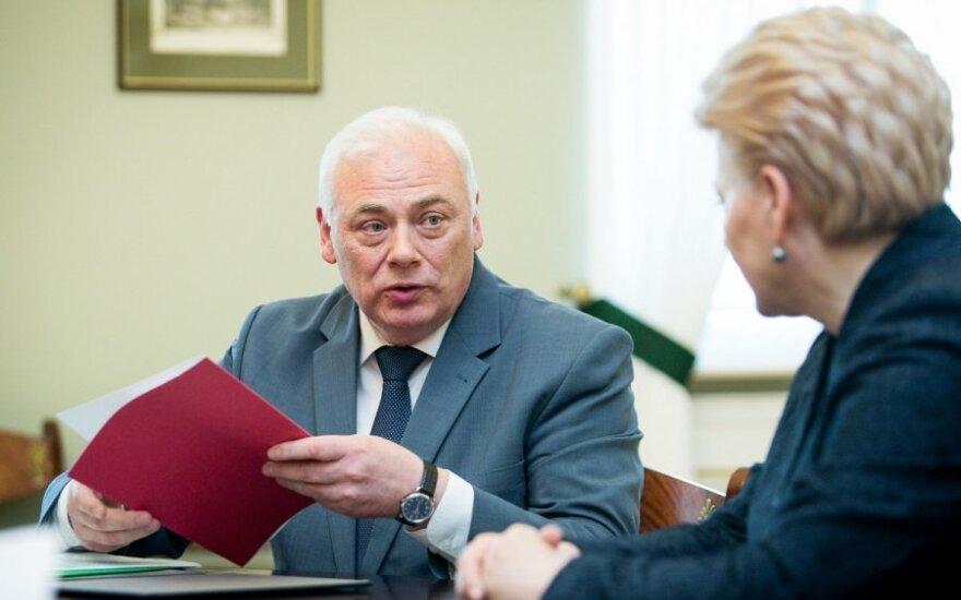 D. A. Barakauskas dėl savo komandos: darysime sprendimus