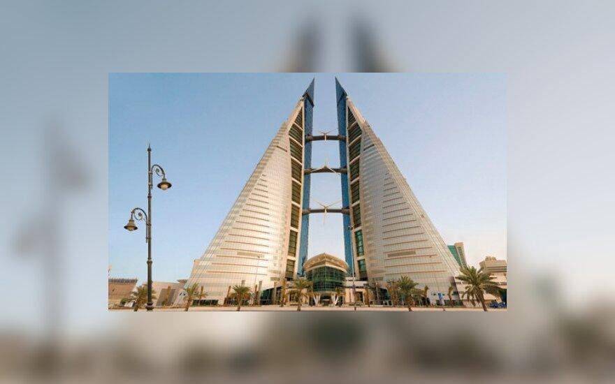 Bahreino centras