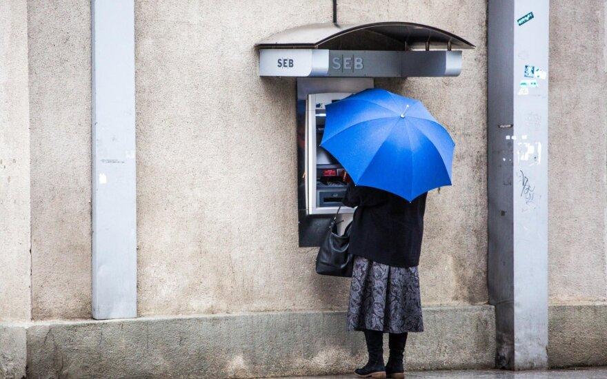 SEB bankininkystė vis dar susiduria su problemomis: per naktį nepavyko visiškai pašalinti sutrikimų