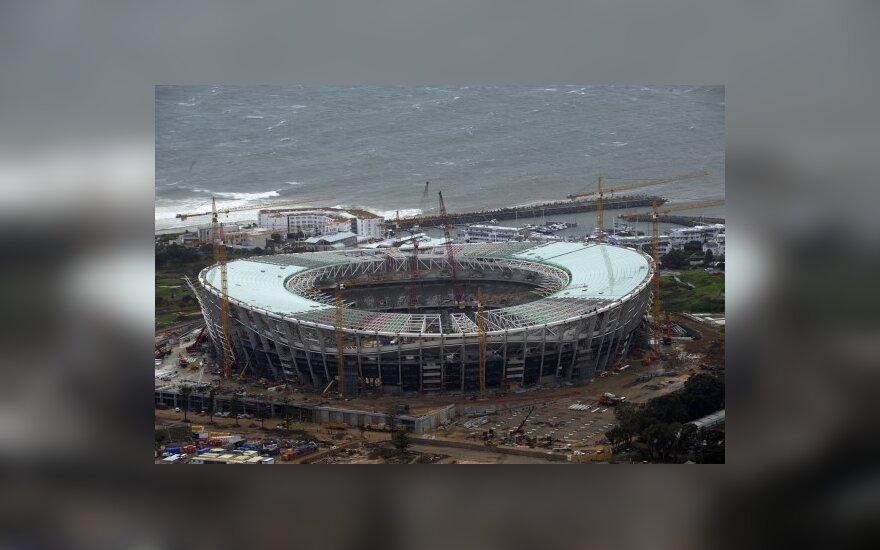 Keiptaune statomas futbolo stadionas