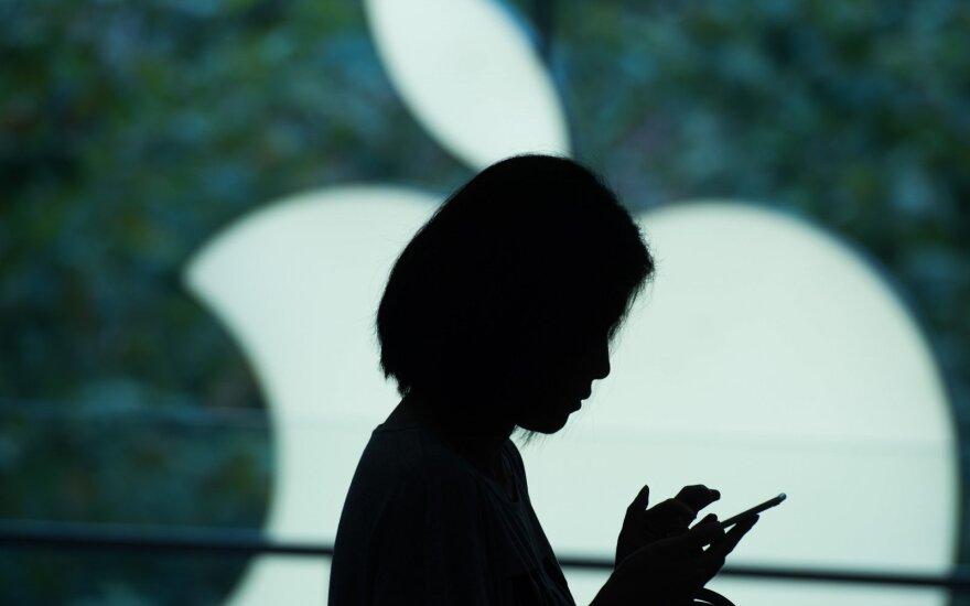 """""""iPhone 6s"""" prekybos pradžia"""