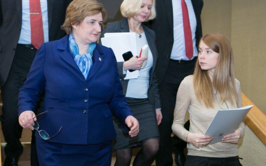 Loreta Graužinienė, Ieva Kačinskaitė-Urbonienė