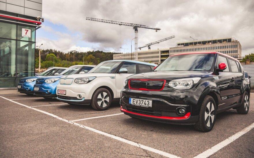 Patikrino, ar Lietuvoje verta pirkti naudotą elektromobilį