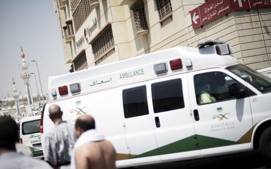 Saudo Arabijos sostinėje užpuolikas per koncertą subadė tris atlikėjus