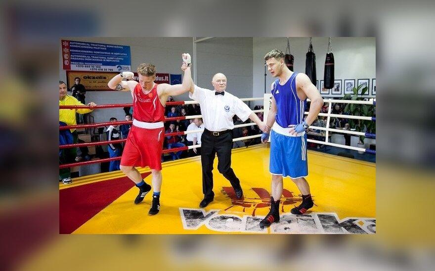 Lietuvos jaunimo bokso čempionatas