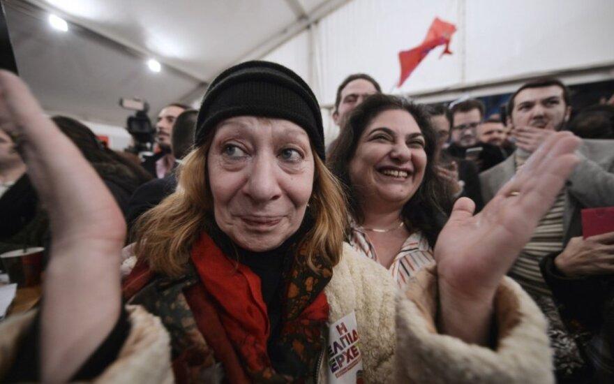 Papasakojo apie Graikijos ateitį: pabaiga jau nebetoli