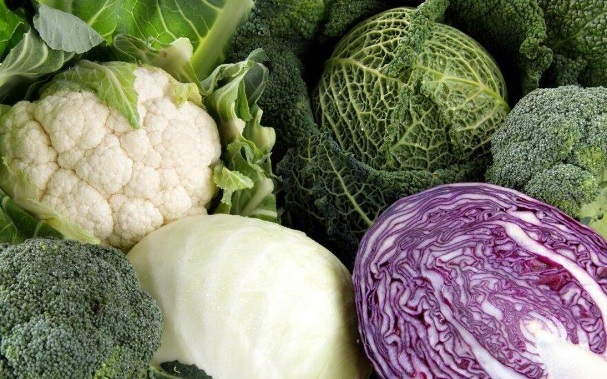 Vėžio padedantys išvengti produktai, kuriuos reiktų valgyti kasdien