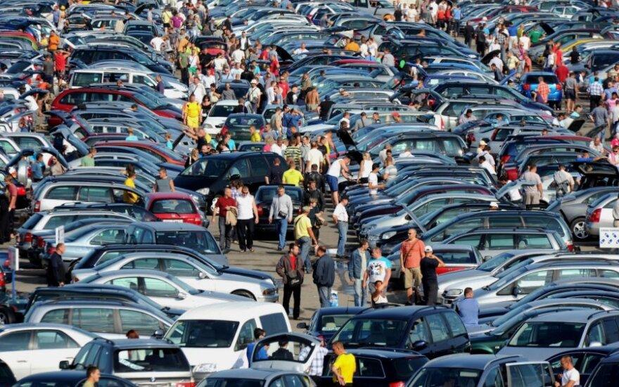 Rusija - septintoji pagal dydį automobilių rinka pasaulyje