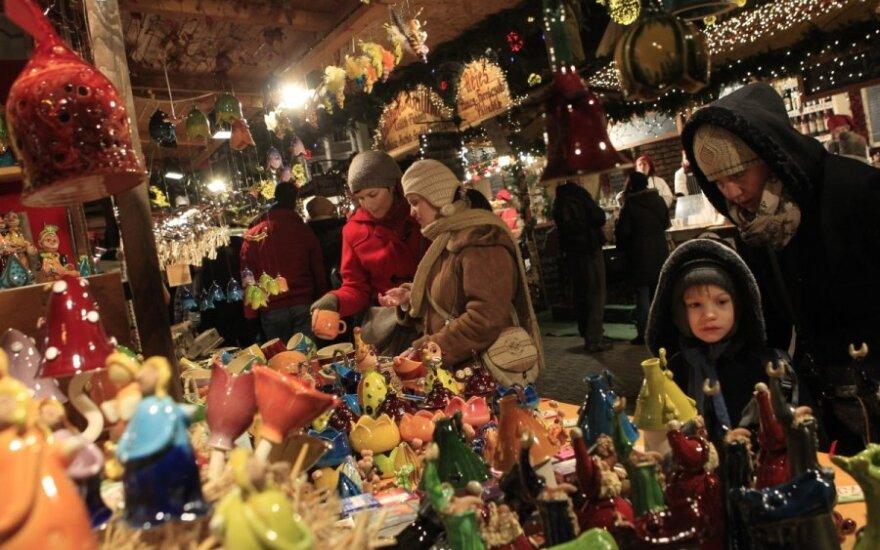 Kalėdinė mugė Budapešte