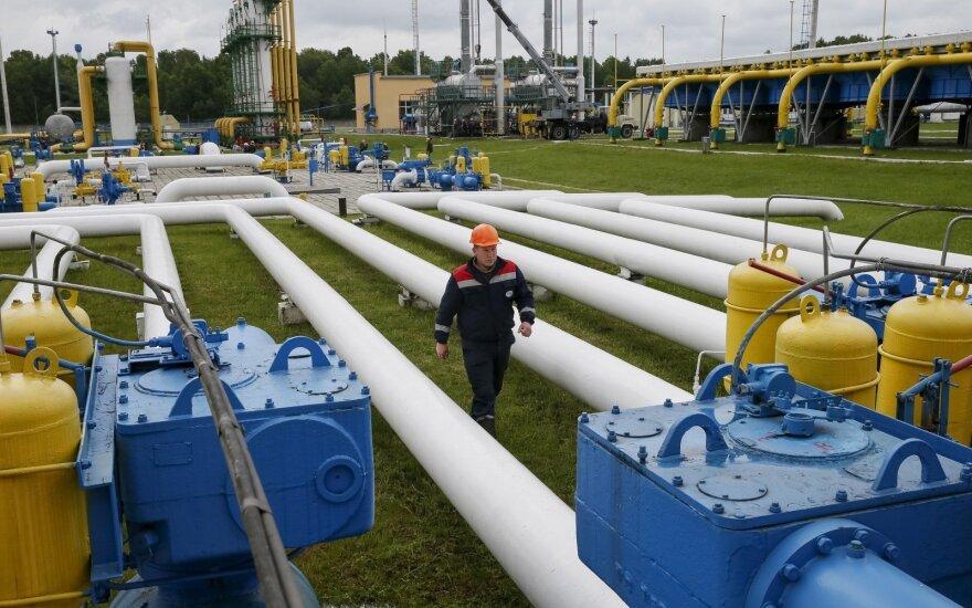 Rusijos energetikos ministras: naujas dujotiekis į Turkiją pradės veikti 2020-aisiais