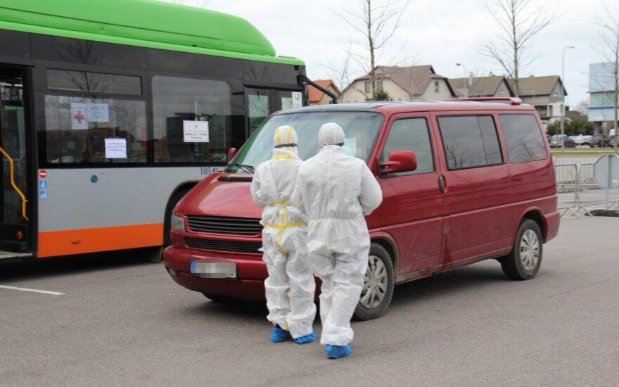 Isoda pranešė apie dar 4 Marijampolės ligoninėje koronavirusu infekuotus asmenis