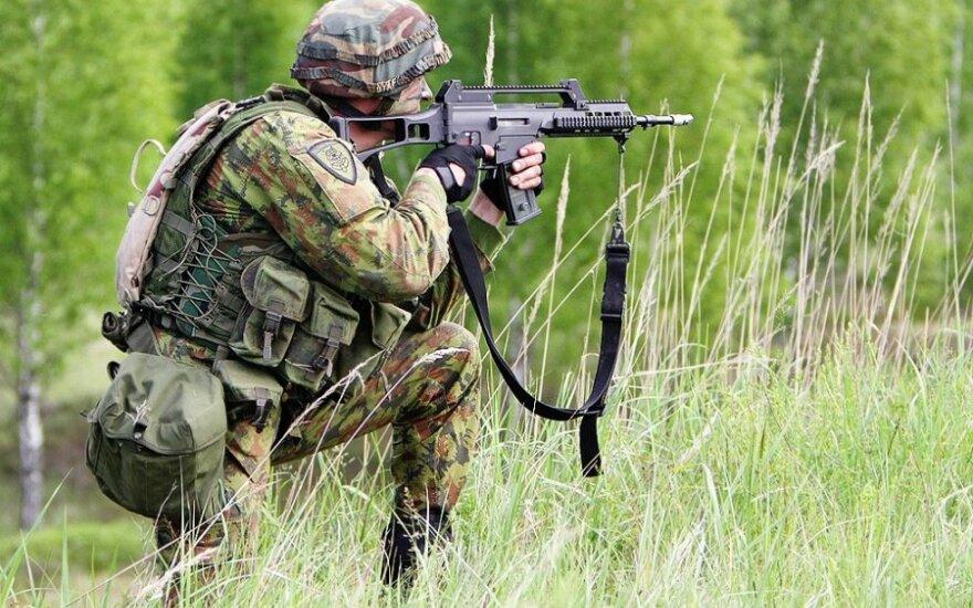 Nepriklausomos Lietuvos kariuomenė: kaip ji iš tiesų atrodo?