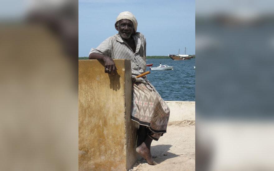 Lamu gyventojas