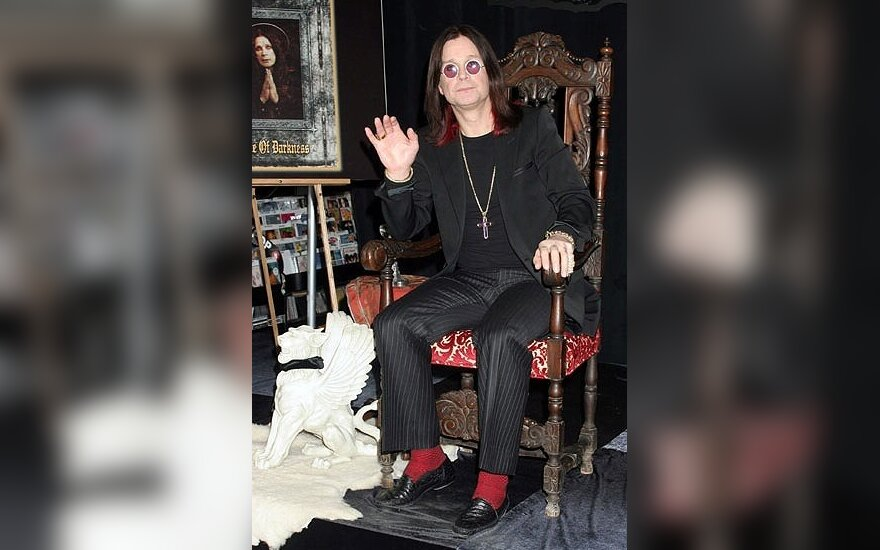 Ozzy Osbourne'as
